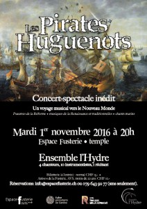 Pirates Huguenots